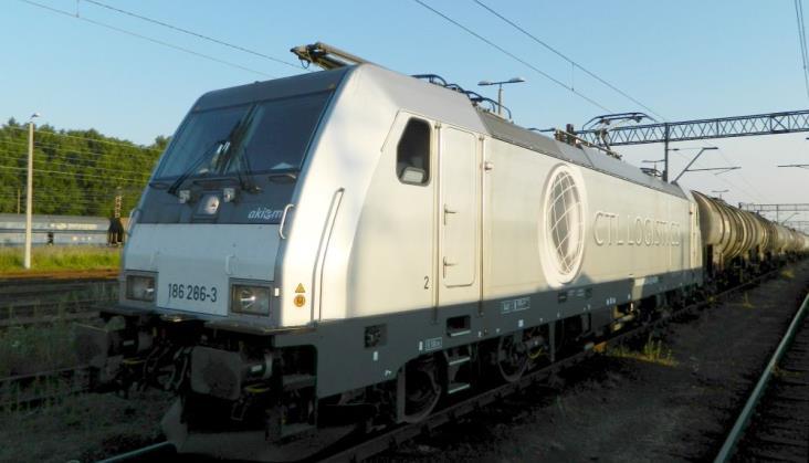 Nowe lokomotywy Traxx w barwach CTL Logistics - Wszystko ...