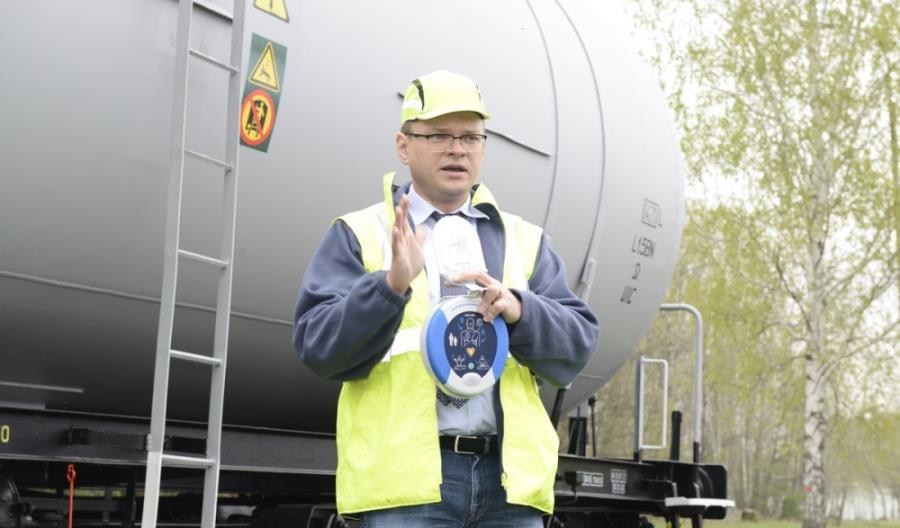 DB Cargo Polska rozwija kulturę bezpieczeństwa