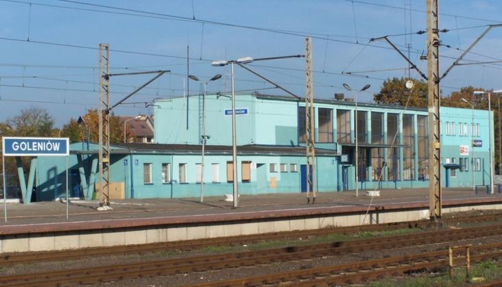 PLK zwiększą przepustowość linii Szczecin – Goleniów