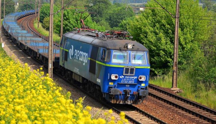 PKP Cargo wraca do niebieskiego