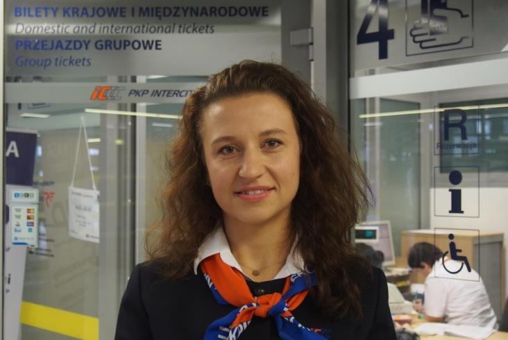 Kobieca twarz kolei – kobiety w PKP Intercity