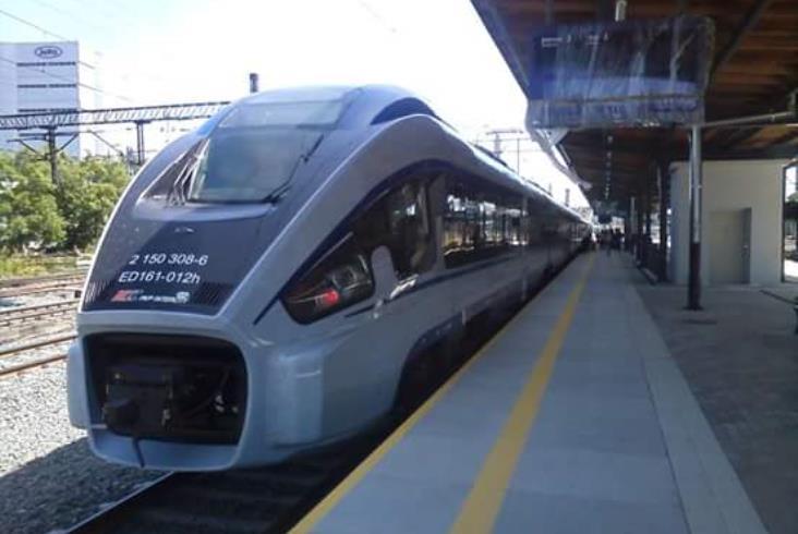 Jelenia Góra z nowymi peronami (zdjęcia)