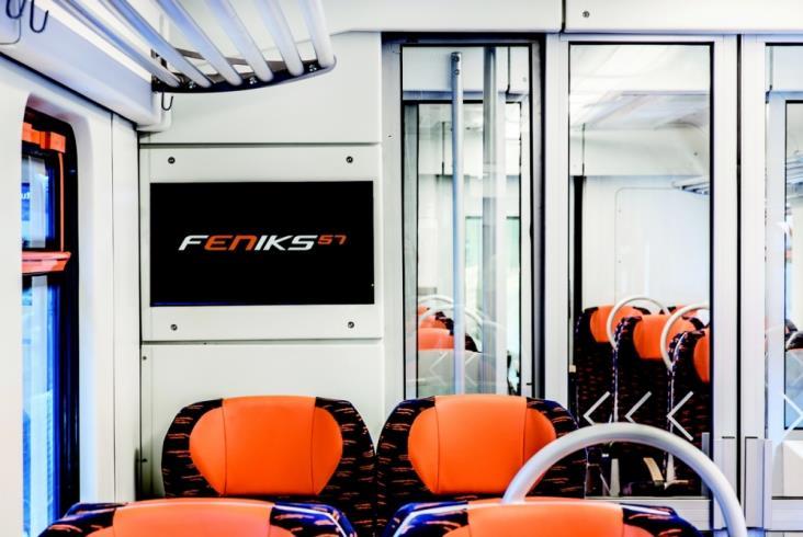 Powstał FPS Feniks – najbardziej zaawansowana modernizacja EN57