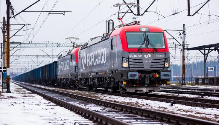 Wyniki przewozowe Grupy PKP Cargo w styczniu
