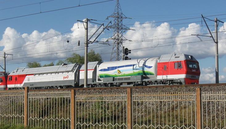 Rosja chce zwiększyć wykorzystanie gazu na kolei