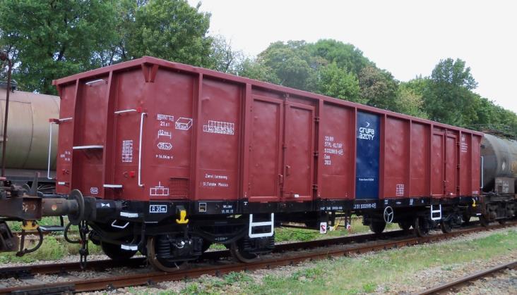 Grupa Azoty Koltar wynajmie wagony węglarki