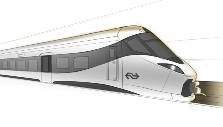 Alstom dostarczy Kolejom Holenderskim 79 pociągów kategorii IC. Powstaną w Chorzowie
