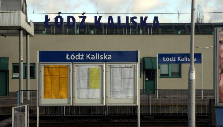Dookoła Łodzi. Intercity z Fabrycznej na Kaliską