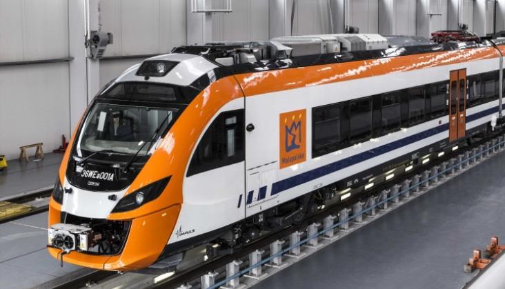 Małopolska z nowymi Impulsami. Umowa na 12 pociągów podpisana