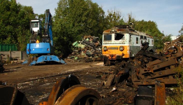PKP Cargo posyła na złom 126 lokomotyw
