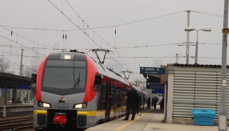 ŁKA przyjechała do Warszawy w 58 minut