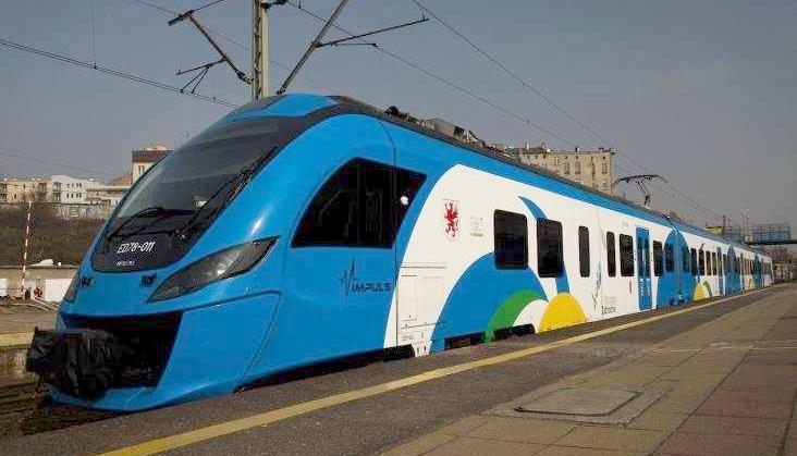 Zachodniopomorskie kupi 17 nowych elektrycznych pociągów