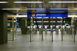 Metro przechodzi na LED-y. Teraz Imielin, potem inne stacje
