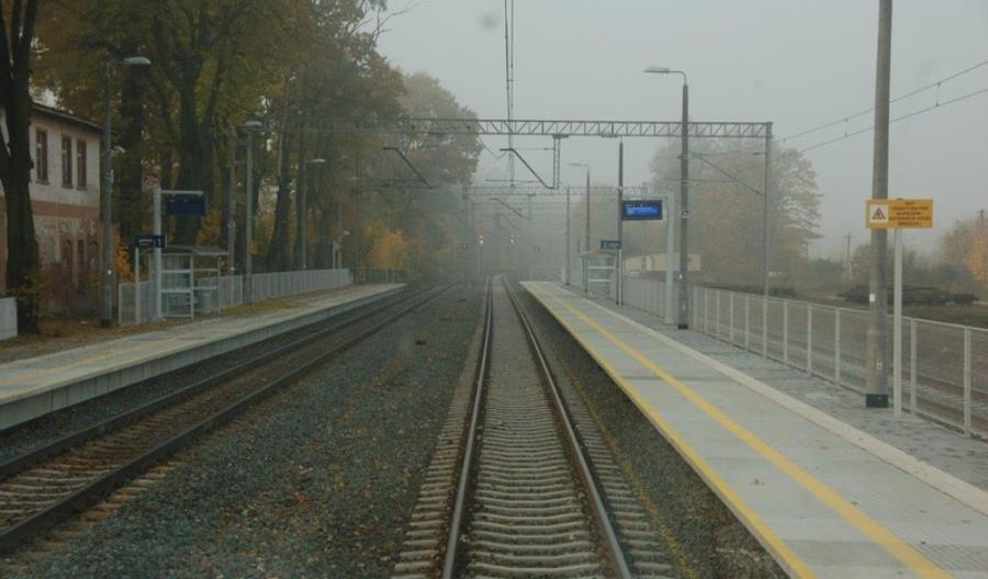 Powstały nowe perony między Wrocławiem a Jelenią Górą (zdjęcia)
