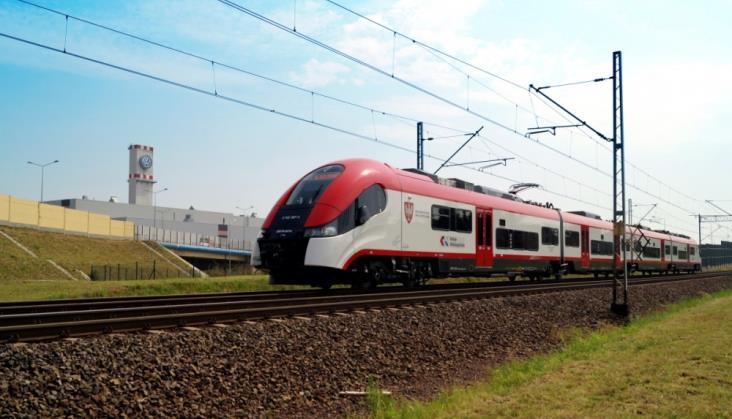 Koleje Wielkopolskie będą kupować dłuższe niż dotąd pociągi