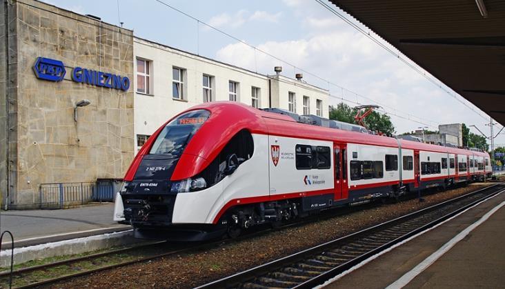 Będzie reaktywacja pociągów regionalnych między Jarocinem a Gnieznem
