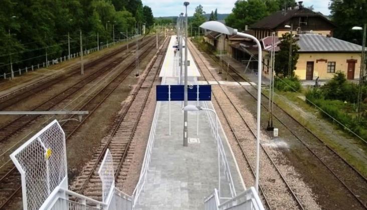 Dworzec w Kalwarii Zebrzydowskiej Lanckoronie pójdzie do remontu