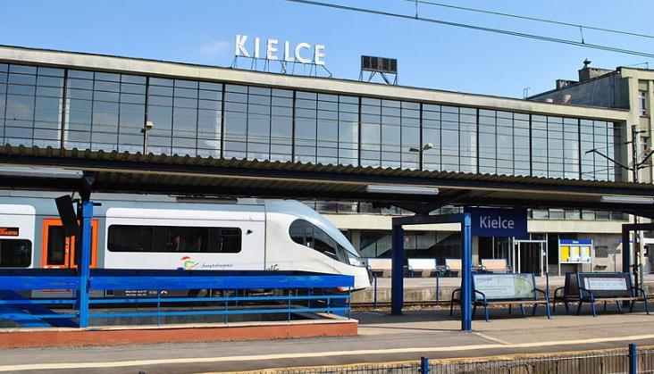 Świętokrzyskie: 1,4 mld zł na rozwój kolei