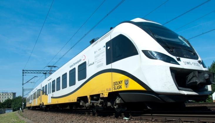 Koleje Dolnośląskie od grudnia uruchomią połączenie do Pragi!