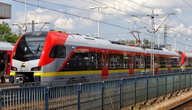 Stadler wygrywa przetarg na pociągi dla ŁKA