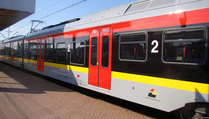 ŁKA odwołuje pociągi, by zapewnić tabor na ŚDM