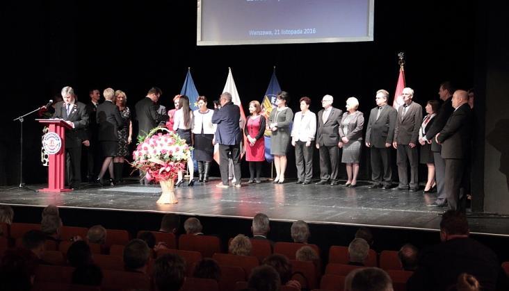 Minister Adamczyk wziął udział w obchodach Święta Kolejarza
