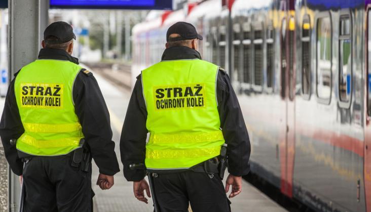 MSWiA chce przejąć Straż Ochrony Kolei i przekształcić ją w służbę