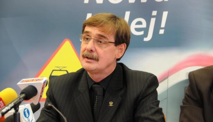 Krzysztof Mamiński pokieruje Przewozami Regionalnymi