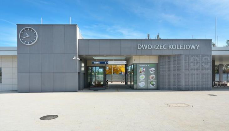W Bielsku Podlaskim stanie nowy dworzec systemowy. Ruszają przygotowania