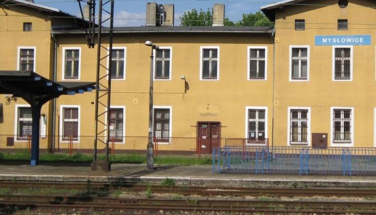 Dworzec w Mysłowicach przejdzie remont