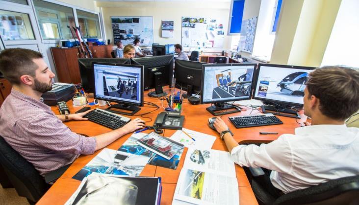 Projekt nowego centrum badawczego Pesy – z rozmachem i rekomendacją Ministerstwa Rozwoju