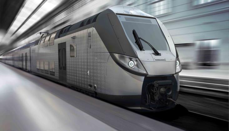 Bombardier zbuduje 40 luksusowych pociągów piętrowych dla Normandii