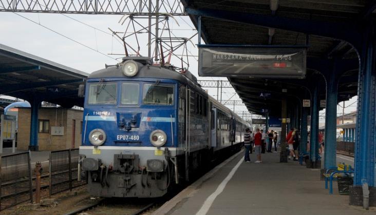 PKP Intercity chce przebudować infrastrukturę na bocznicy w Olsztynie