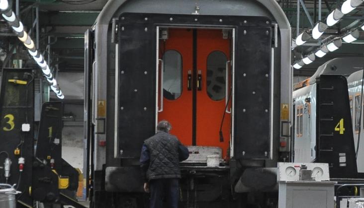 PKP Intercity szuka wykonawcy przeglądów ośmiu wagonów