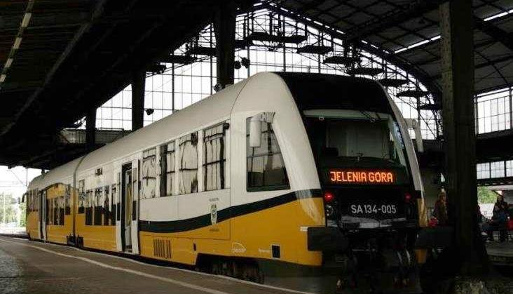 Koleje Dolnośląskie wyłączyły z eksploatacji dwa autobusy szynowe Pesy