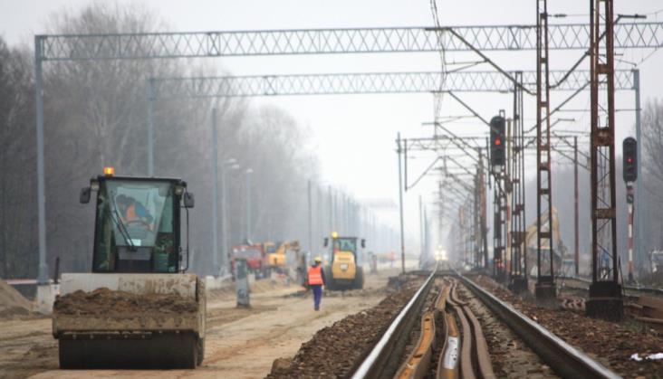 Dziesięciu chętnych na prace na Rail Baltice. Także Chińczycy