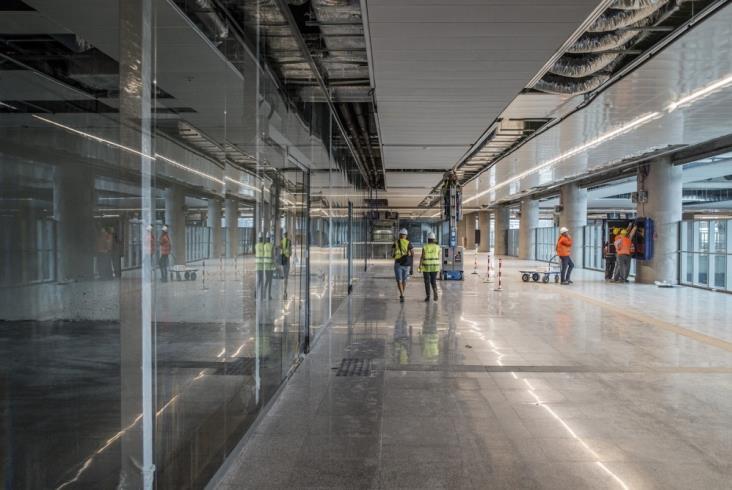 Łódź Fabryczna: Inwestycja wielkich nadziei i problemów (fotogaleria)