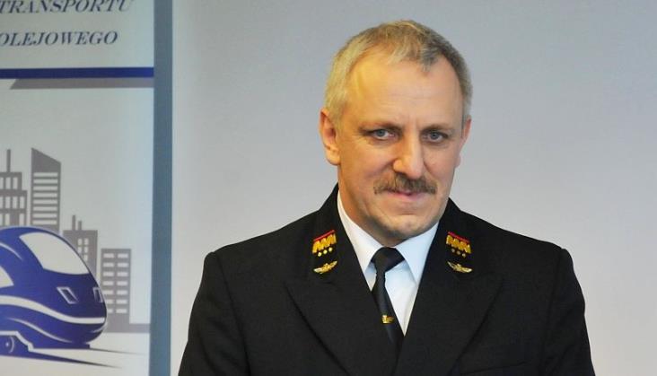 Andrzej Pawłowski odwołany z zarządu PKP PLK