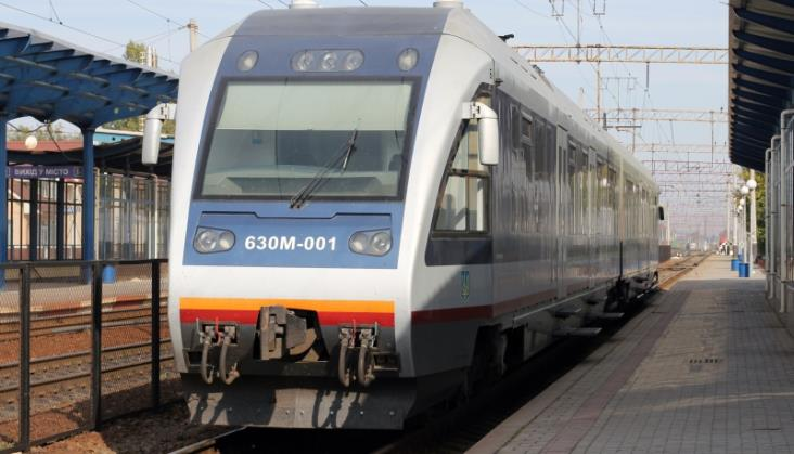 Ukraińskie Koleje uruchomią pociąg Kowel – Chełm