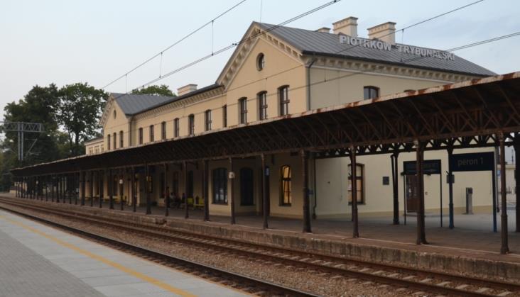 PLK wyremontuje wreszcie zabytkowy peron w Piotrkowie Trybunalskim?