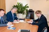 PKP LHS z umową o współpracy z białoruskim Belintertrans