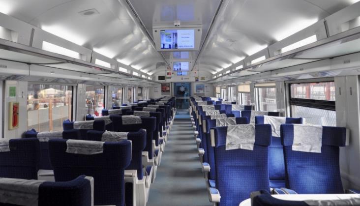Bilety na pociąg Kijów – Przemyśl będą dostępne przez internet