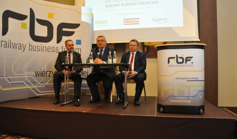 Minister spotkał się z branżą na wieczorze RBF