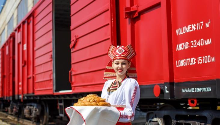 Rosyjski przemysł kolejowy znów produkuje dla Kuby