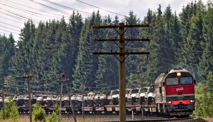 Rosja myśli o alternatywnych korytarzach transportowych względem Brześcia