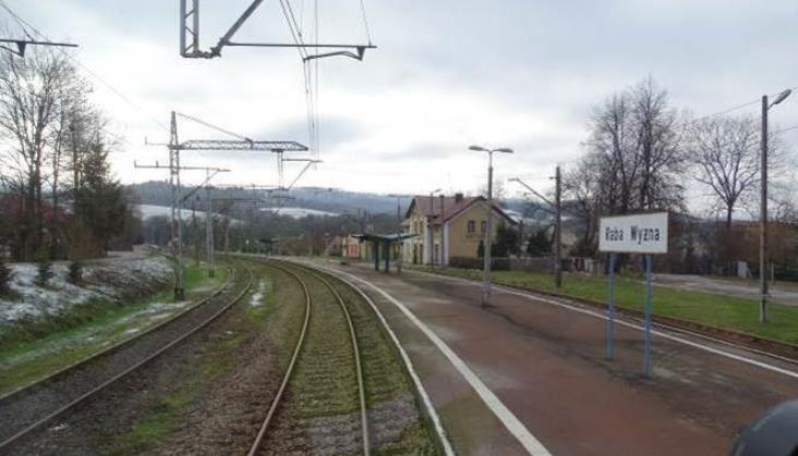 Łącznica w Chabówce wcześniej, niż zapowiadano. Co da inwestycja za pół miliarda?
