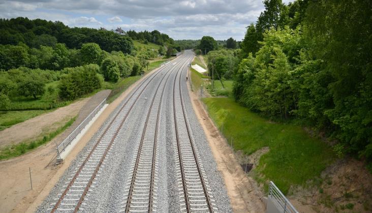 Litwa rozważa podniesienie prędkości Rail Baltiki