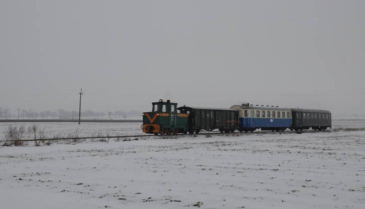 Kolej rogowska: Duże zainteresowanie pociągami zimowymi