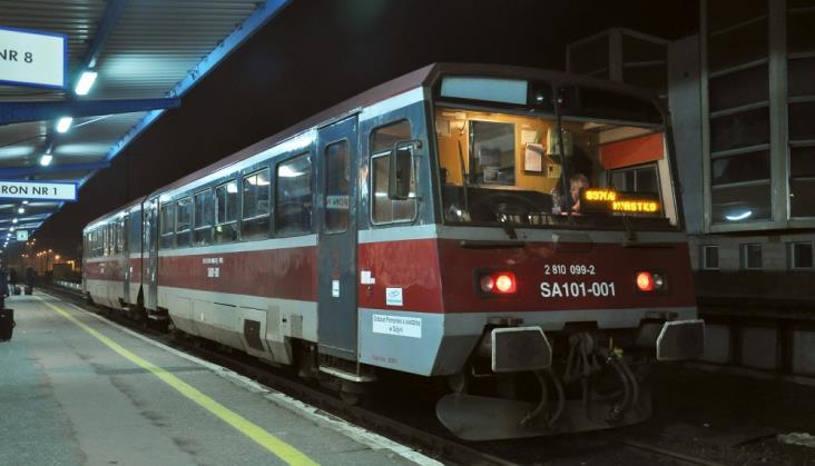 Przewozy Regionalne wciąż z SA102. Kiedy zjadą ze szlaku?