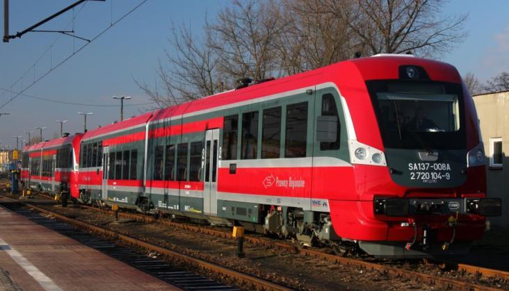 Przewozy Regionalne chcą kupić używane zespoły trakcyjne
